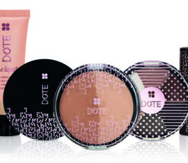 Dote lança linha de maquiagem com itens que realçam a beleza feminina.