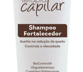 Shampoo e Condicionador Terapia Capilar da Extratos da Terra.
