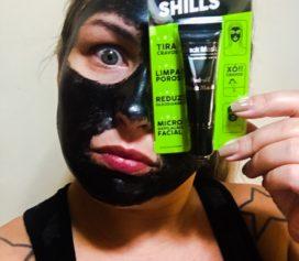 Resenha Máscara Preta Shills.