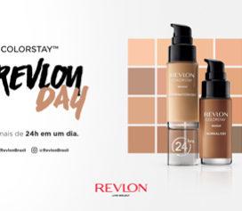 Revlon cria movimento para incentivar as mulheres a viverem com intensidade.