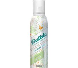 Batiste apresenta seu novo shampoo seco suave!