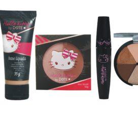Lançamento: Coleção Hello Kitty by Dote.