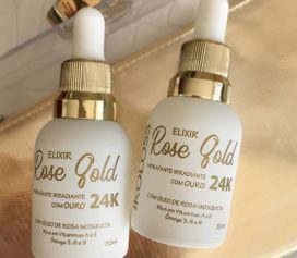 Lançamento Elixir Rose Gold da Koloss.