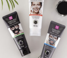 Novidades da RK by Kiss para limpeza facial.