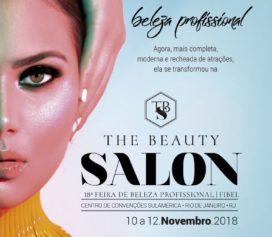 The Beauty Salon: O que era top ficou ainda melhor.