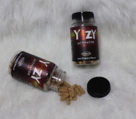 Yozy Activator, acelera o metabolismo e aumenta o gasto calórico.
