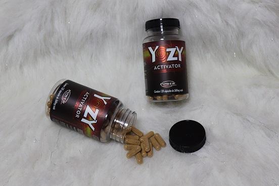 Tem Na Web - Yozy Activator, acelera o metabolismo e aumenta o gasto calórico.