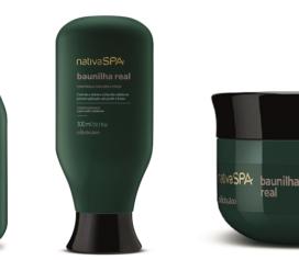O Boticário lança Nativa Spa Baunilha Real.