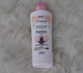 Sabonete Líquido Íntimo Femine Tacto.