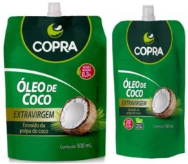 Óleo de Coco Extravirgem, item de beleza indispensável.