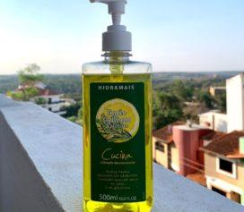 Sabonete Hidramais Cucina Limão Siciliano e Alecrim.