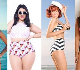 Tendências da moda praia: saiba mais sobre o biquíni de cintura alta